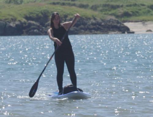 Paddling Against the Tide